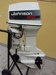 Außenbordmotor JOHNSON 60 PS Power