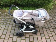 ABC Design Kinderwagen Buggy Babyschale