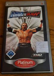 Für PSP Platinum SMACK DOWN