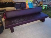 Esstisch Sitzgarnitur Bank und Stühle