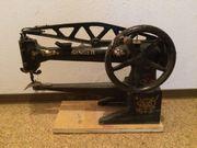 Antike Schustermaschine