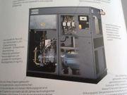 CopcoGA 55-10 P kompressor