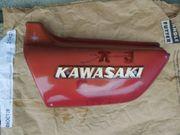 Kawasaki Z1000A1 A2 linker Seitendeckel