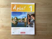 Schulbuch Französisch Grammatik Klasse 6