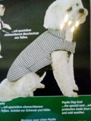 Hundemantel 32 cm Neu