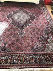 Gefälliger Orientteppich - Bidjar handgeknüpft - Maße