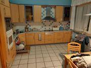 Große Küche L-Form mit allen