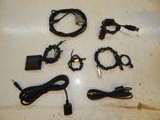 Verschiedene Kabel Antenne Handy