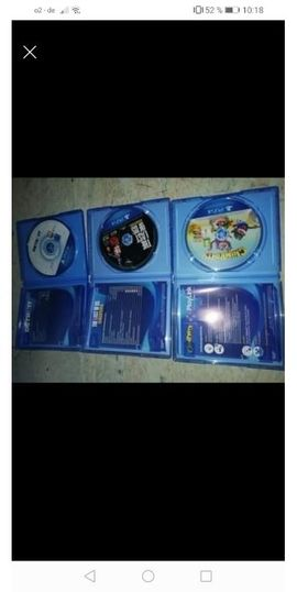 Playstation, Gerät & Spiele - Playstation 4 spiele