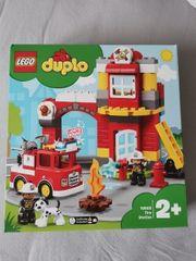 Lego Duplo Feuerwehrstation NEU