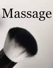Massage oder Berührung jeder Mensch