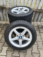Original BMW Winterräder Alu 1er