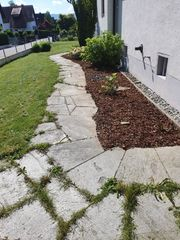 Übernehme Gartenarbeit