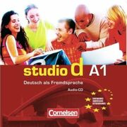BUCH Studio d A1- Deutsch
