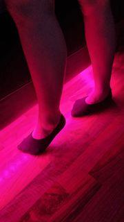 Getragene Socken von junger MILF