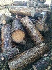 Brennholz weich hart selber machen