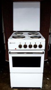 Küchenherd Elektroherd Beistellherd Bauknecht 50cm