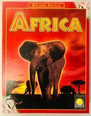 Brettspiel Afrika