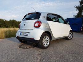 Elektro-Smart ForFour ed electric drive: Kleinanzeigen aus Leinfelden-Echterdingen - Rubrik Smart