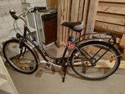 Fahrrad Hercules Comfort