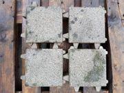Pflastersteine ca 20m2 inkl Kieskoffer