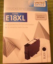 Druckerpatrone Epson E18XL Black 13