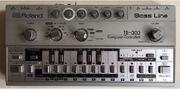 ROLAND - TB 303 - Umbau für