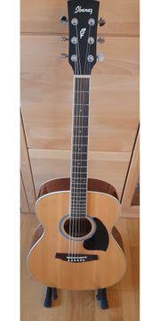 Ibanez Gitarre Akustik westerngitarre