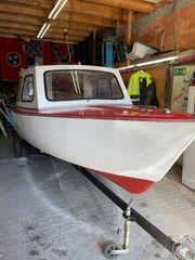 Fischerboot Boot Gondel Motorboot Hartmann