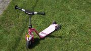 Kinderroller Puky Rosa