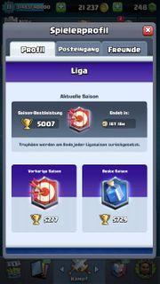 Clash Royale - Level 11 Account -