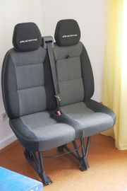 Fiat Ducato X250 X290 Doppelsitzbank