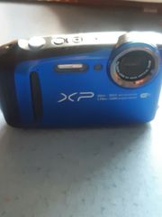 Fuji XP 120 Unterwssser Kamera