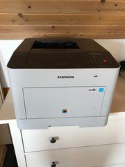 Samsung CLP-680 DW Farblaser-Drucker mit