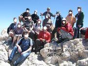 Suche Reisebegleiterin begeistert für Teneriffa