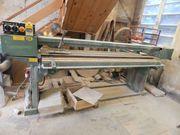 Langbandschleifmaschine L 93 2500 Bandschleifmaschine