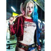 Faschingskostüm Harley Quinn