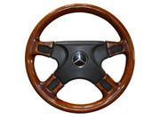 Holzlenkrad Mercedes Benz R107 W116