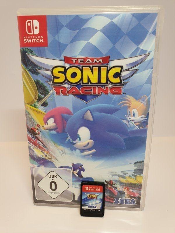 Team Sonic Raceing Nintendo Switch