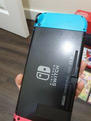 Nintendo Switch Console enthält 3