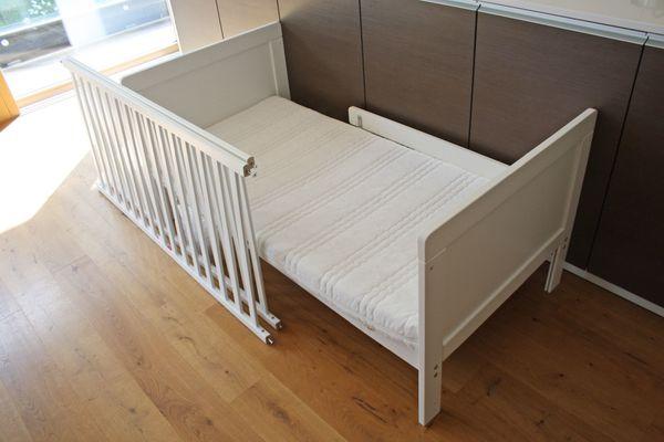 Baby Kinderbett 140x70 cm inkl