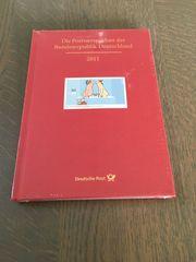 BRD Postfrisch 2011 Offizielles Jahrbuch
