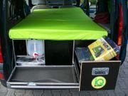 IQ-Campingbox Schlafsystem Mobil
