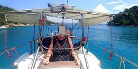 Motorkajütboot mit Trailer Tohatsu 4-Takt: Kleinanzeigen aus Übelbach - Rubrik Motorboote