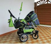Kinderwagen 2 in 1