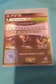 PS3 Splinter Cell Triologie Remastered