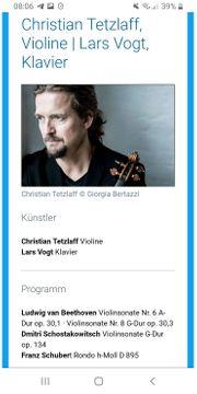 2 Konzertkarten für Rheingau Musik