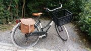 Damen Retro Fahrrad