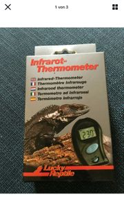 Infrarot Thermometer Lucky Reptile