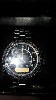 Breitling Intruder Alarm Chronograph